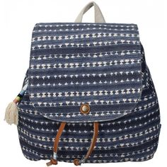 john-andy.com | Toms Navybatik Stripe Poet Backpack 10010064 Fashion Backpack, Poet, Backpacks, Bags, Accessories, Handbags, Backpack, Backpacker