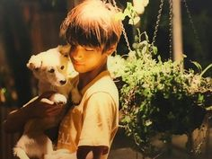 TAE AND PUPPIES
