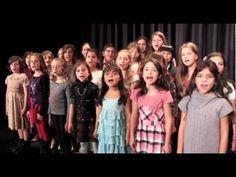 ¡Feliz año nuevo y olé! - 2014 - Los Fantaschic@s - Maravilloso coro de niños - YouTube