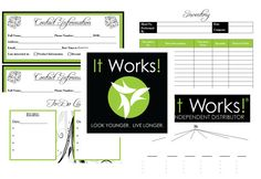 It Works Global Independent Distributor Planner by BritniJames