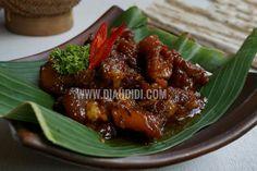 Diah Didi's Kitchen: Krengsengan Daging Jawa Timur