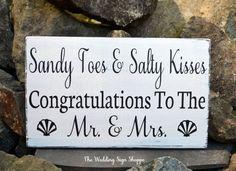 Rustic Wedding Ideas on Pinterest | Beach Wedding Signs, Wedding ...