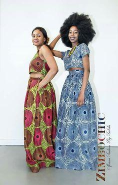 Maxi ~African fashion, Ankara, kitenge, African women dresses, African prints, Braids, Nigerian wedding, Ghanaian fashion, African wedding ~
