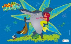 1000 images about zig and sharko on pinterest on for Zig e shark