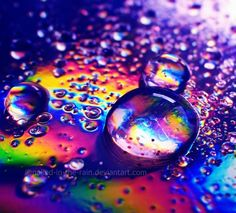 Rainbow Candy by naked-in-the-rain.deviantart.com on @deviantART