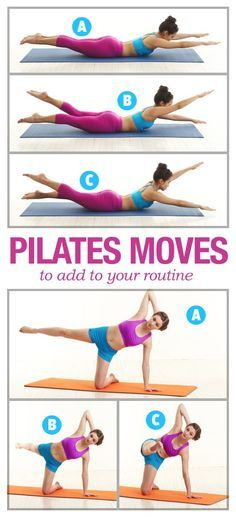 The moves to get you the body you want by NEXT WEEK! Check it out!
