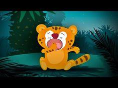 Träum süß! - Kleinkinder App von Ravensburger mit sehr müden Tieren