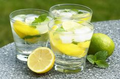 Flush out any toxins from your body, slim down your belly and control you cravings with this healthy and refreshing blend of flavors for your drinking water. The three Detox Water recipes below will surely satisfy your taste buds while giving your much needed benefits. 1. Flat Belly Detox Water Recipe Ingredients: 24 ounce ice