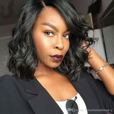 130/150/180density Brazilian Virgin Short Wave Wig Silk Top Glueless Full Lace Wig Human Hair Black Women Lace Front Wig Silk Base China Lace Wig Remy Hair Lace Wigs From Daisyhumanhairwig, $137.96| Dhgate.Com