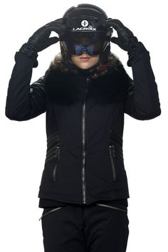 Veste ski lacroix femme