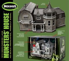 Buy The Munsters' House
