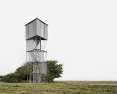 Johansen Skovsted Arkitekter, Rasmus Norlander · Tipperne bird sanctuary