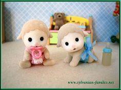 Dale/Lambrook Sheep Family
