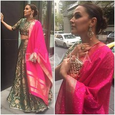 Who: @NehaDhupia Where: Judge for Beauty Pageant #Australia Wearing…