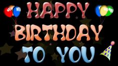 HAPPY BIRTHDAY TO YOU - Happy Birthday song - happy bday song Happy Bday Song, Happy Birthday Song Youtube, Birthday Songs, Birthday Wishes, Disney Frozen Olaf, Custom Greeting Cards, Make A Wish, Best Friend Gifts, Are You Happy