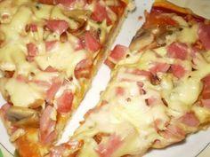 Обалденное тесто для пиццы : Рецепты теста