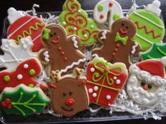 Christmas - Whimsy Cookie Company