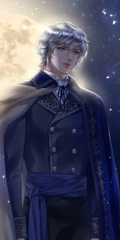 Fantasy Concept Art, Fantasy Character Design, Character Art, Anime Love Story, Manga Love, Handsome Anime Guys, Hot Anime Guys, Japanese Novels, Royal Art