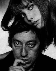 Je T'Aime: Cool photos of Jane Birkin and Serge Gainsbourg when they were in love   Dangerous Minds