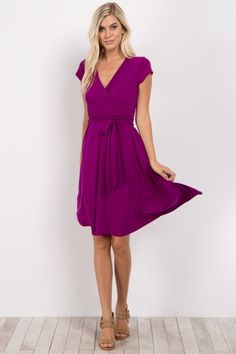 Diligent Unbranded Misses Purple Burgundy Corduroy Solid A-line Tiered Skirt Special Buy Skirts
