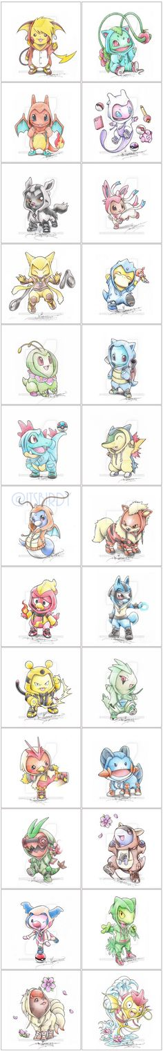 These Onesie-Wearing Pokémon Win All The Cuteness Points