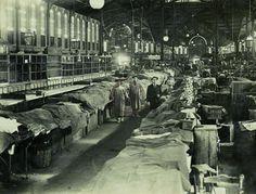 La Barcelona del siglo XX. Mercado de Sant Antoni (1916)