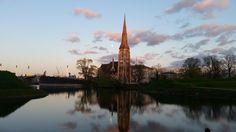 St. Alban's in København, Region Hovedstaden