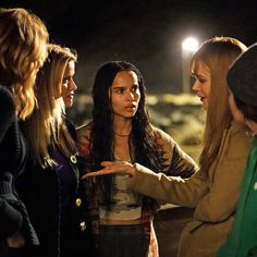 """Did Perry lie to Celeste about his brother? Why did half of the characters on this series disappear? Plus other questions about the second season of """"Big Little Lies"""" on HBO. Girl Gang Aesthetic, Film Aesthetic, James Tupper, Teenage Rebellion, Perfect Movie, Big Little Lies, How To Make Animations, Zoe Kravitz, Second Season"""