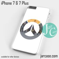 Overwatch Logo with pic Phone case for iPhone 7 and 7 Plus