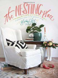 A genuine, honest, and lovely call to embrace the home you are in.  I loved getting some of the back story of Myquillyn, aka The Nester, that I haven't seen on her blog.