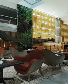 Arquitectura interior para hoteles en capital – Huinid – Estudio Viviana Melamed