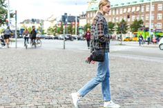 Copenhagen Street Style - Copenhagen Fashion Week Spring 2017