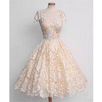 Pleat Bridal Wedding Gown Dress Elegant Sexy V neck Bodycon Dress White Beige Lace Wedding Party max
