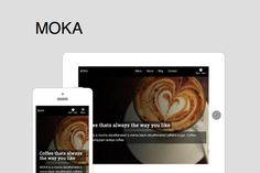 Moka is a clean and minimal HTML/CSS template, which will be ideal for the cafes, bars and restaurants. This template. All links checked by VirusTotal.Com