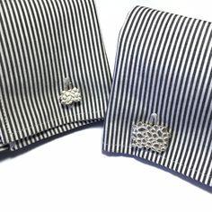 The Wanderer cufflinks in ss by Albert Tse Designer Cufflinks, Accessories, Jewelry Accessories