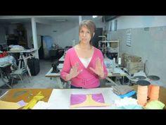 Gladys Quevedo - Telas y cintas elastizadas - YouTube