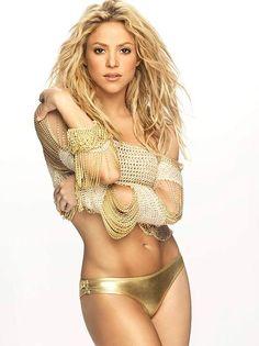 Shakira....... Amazing body