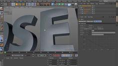 Yader Labs #6 Font / Typeface for 3D