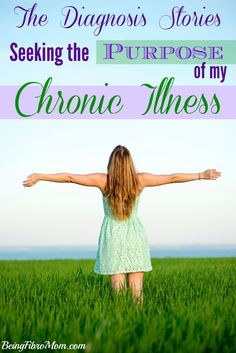 I often wonder why I have a chronic illness. What is the purpose of it? It took a lot of reflection and thoughts, but I think I have found it. Here is my diagnosis story: Seeking the purpose of my chronic illness. #fibromyalgia #chronicillness  http://www.beingfibromom.com/seeking-the-purpose-of-my-chronic-illness/