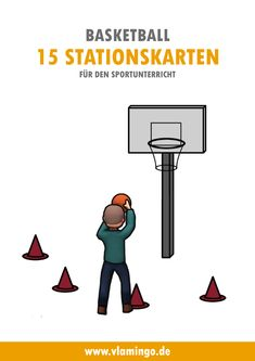 Basketball-Stationen - Famous Last Words Sport Motivation, School Motivation, Basketball News, Basketball Pictures, Powerpoint Format, Baskets, Mental Development, Camping Games, Basket Ball
