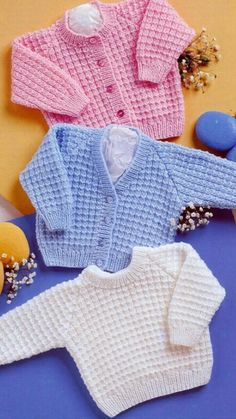 Knit Baby Cardigan and Sweater Vintage Pattern Lace v-neck knitting pullover top retro clothes girl Baby Cardigan Knitting Pattern Free, Knitted Baby Cardigan, Knit Baby Sweaters, Baby Knitting Patterns, Baby Girl Crochet, Digital Pattern, Peter Pan, Yarns, Crochet Baby Clothes