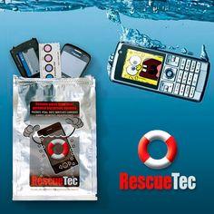 Kit para reparar móviles y equipos electrónicos mojados | Tecniac