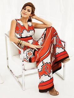 Eva Mendes Collection - Eden Maxi Dress - New York & Company