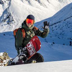 keep the spirits high 👌 → 📷Dominik Hadwiger → 🏂 Snowboard Gloves, Snowboarding, Snow Board, Snowboards