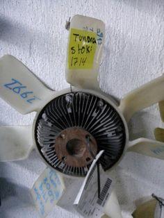 Fan clutch Toyota tundra stock 1714 año 2008 8cyl 5. 7Len exelentes condiciones seminuevo original pregunte por lo q necesite alos telefonos 3318145076 y 3322228817