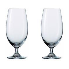 Taverna Ølglass 59 cl, 2-pakk - Spiegelau - Spiegelau - RoyalDesign.no Hurricane Glass, Flute, Tableware, Products, Dinnerware, Tablewares, Flutes, Dishes, Tin Whistle