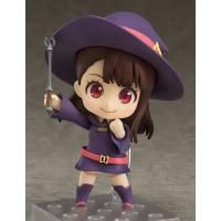 A cute and posable Nendoroid action figure of Little Witch Academia's Atsuko Kagari. She comes in her classic witch uniform with three expressions, rabbit ears, wand, broom, extra hands, and more. An awesome addition to your Little Witch Acadamia collection. Another masterpiece figure by Good Smile Company.This is a preorder scheduled for release in September 2017.