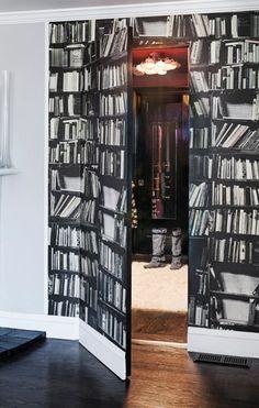 Extremely Cool Secret Hidden Doorways