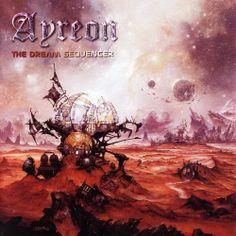 Ayreon - The Deam Sequencer 2000