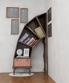 33 étagères improbables (qui vit sa propre vie pouvons-nous dire ...) - maison confortable